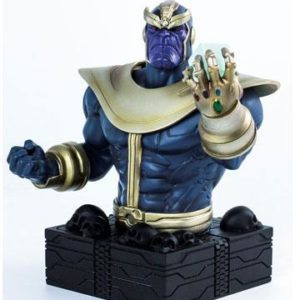 THANOS THE MAD TITAN BUSTE MARVEL SEMIC 16 CM 3760226376088 kingdom-figurine.fr