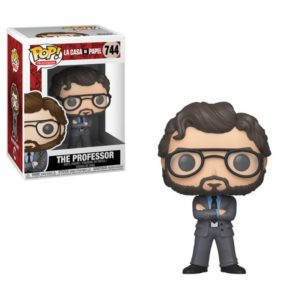 THE PROFESSOR FIGURINE LA CASA DE PAPEL FUNKO POP TV 744 – 889698344968 – kingdom-figurine.fr