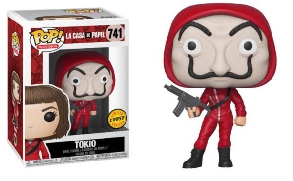 TOKIO FIGURINE LA CASA DE PAPEL CHASE EDITION FUNKO POP TV 741 – (2) - 889698344883 – kingdom-figurine.fr