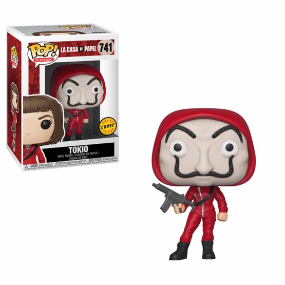 TOKIO FIGURINE LA CASA DE PAPEL CHASE EDITION FUNKO POP TV 741 – 889698344883 – kingdom-figurine.fr