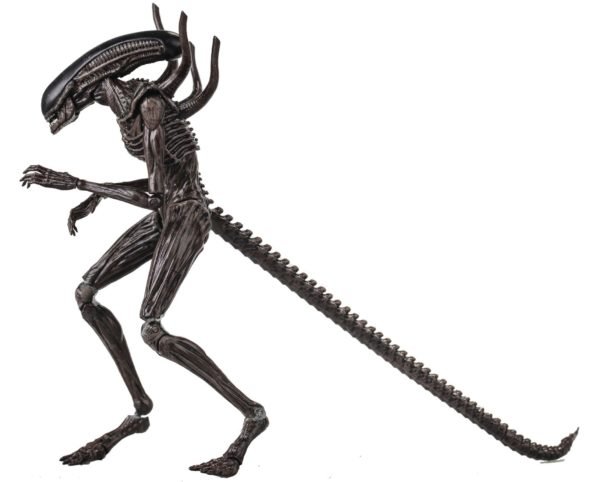 XENOMORPH PREVIEWS EXCLUSIF FIGURINE ALIEN CONVENANT HIYA TOYS 10 CM (2) 6957534200373 kingdom-figurine.fr