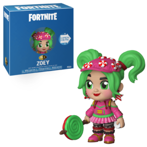 ZOEY FIGURINE FORTNITE 5 STAR FUNKO (1) 889698346795 kingdom-figurine.fr