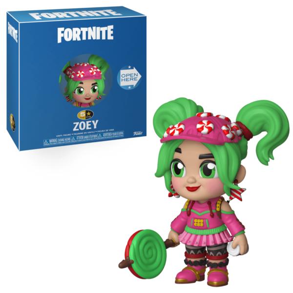 ZOEY FIGURINE FORTNITE 5 STAR FUNKO (1) 889698346795 kingdom-figurine.fr