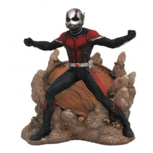 ANT-MAN STATUE ANT-MAN & THE WASP MARVEL MOVIE GALLERY DIAMOND SELECT TOYS 23 CM (1) 699788830666 kingdom-figurine.fr