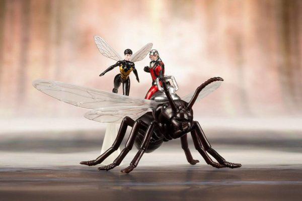 ASTONISHING ANT-MAN & WASP STATUE ARTFX+ MARVEL COMICS AVENGERS SERIES KOTOBUKIYA 19 CM (10) 4934054093519 kingdom-figurine.fr