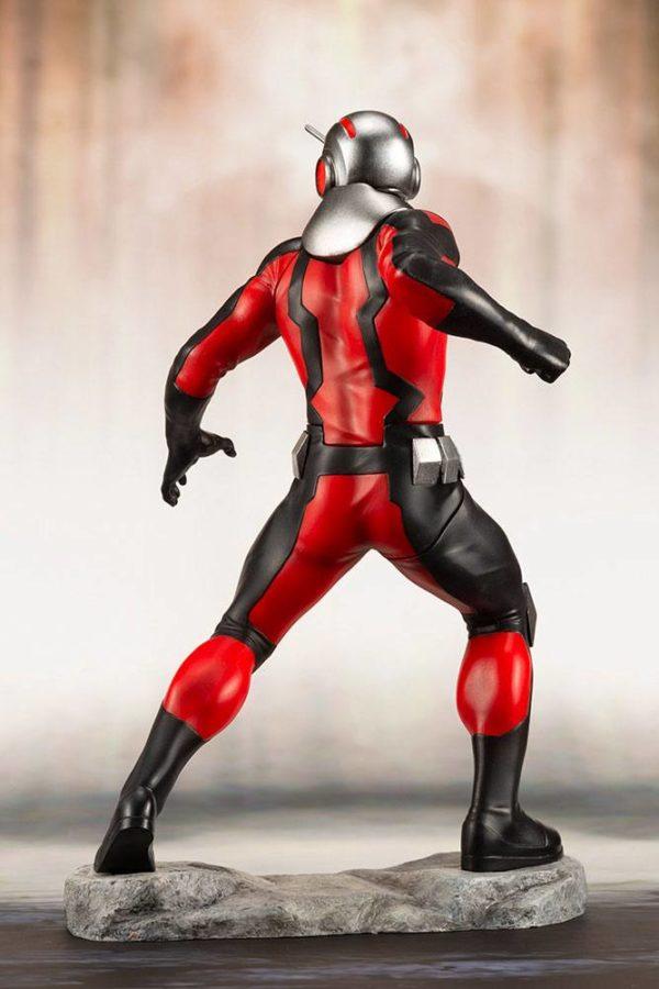 ASTONISHING ANT-MAN & WASP STATUE ARTFX+ MARVEL COMICS AVENGERS SERIES KOTOBUKIYA 19 CM (4) 4934054093519 kingdom-figurine.fr