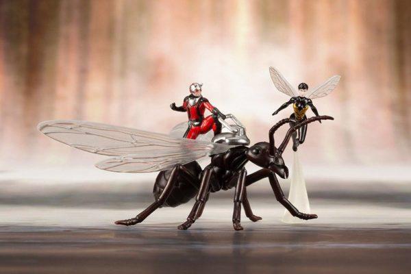 ASTONISHING ANT-MAN & WASP STATUE ARTFX+ MARVEL COMICS AVENGERS SERIES KOTOBUKIYA 19 CM (8) 4934054093519 kingdom-figurine.fr