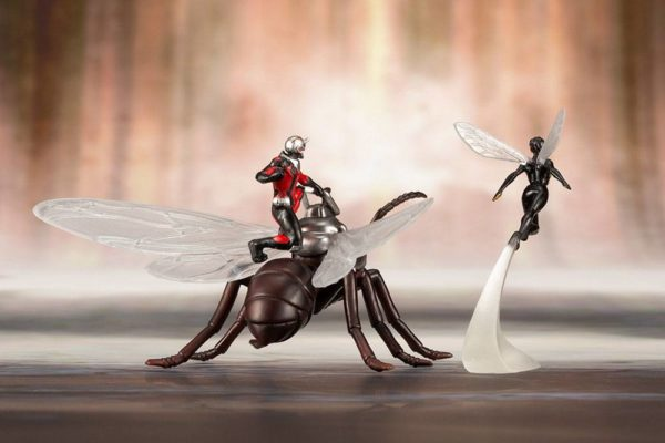 ASTONISHING ANT-MAN & WASP STATUE ARTFX+ MARVEL COMICS AVENGERS SERIES KOTOBUKIYA 19 CM (9) 4934054093519 kingdom-figurine.fr