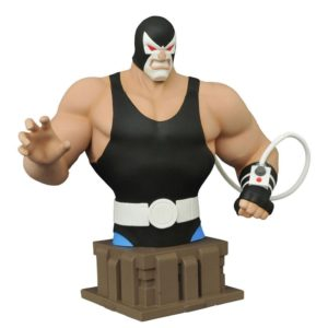 BANE BUSTE BATMAN THE ANIMATED SERIES DIAMOND SELECT TOYS 18 CM (1) 699788813713 kingdom-figurine.fr