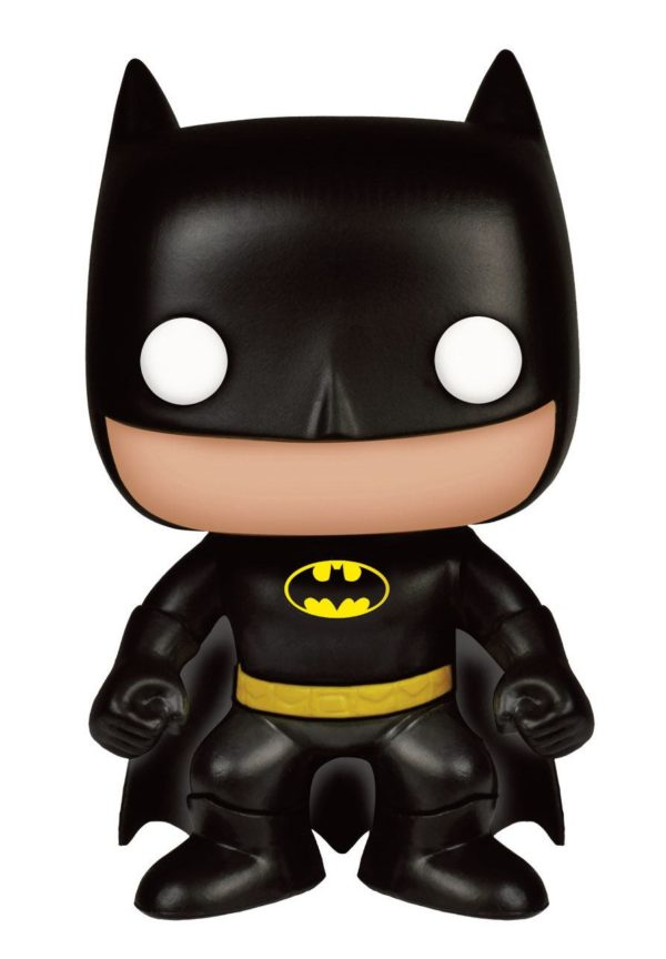 BATMAN (CLASSIC) FIGURINE DC SUPER HEROES POP 01 FUNKO (2) 849803074982 kingdom-figurine.fr