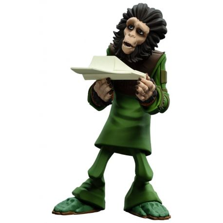 CORNELIUS FIGURINE LA PLANETE DES SINGES MINI EPICS WETA 13 CM (0) 9420024727317 kingdom-figurine.fr