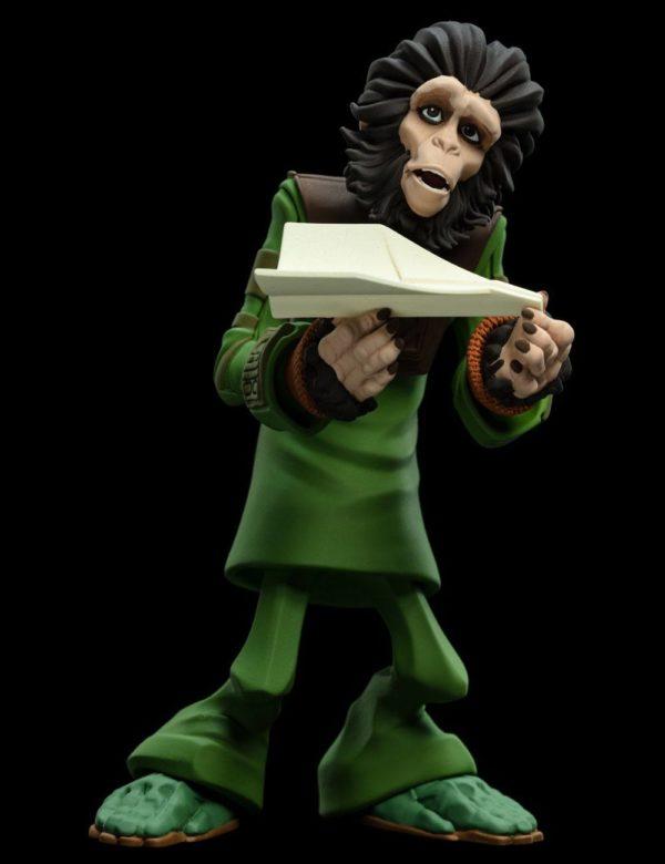 CORNELIUS FIGURINE LA PLANETE DES SINGES MINI EPICS WETA 13 CM (3) 9420024727317 kingdom-figurine.fr