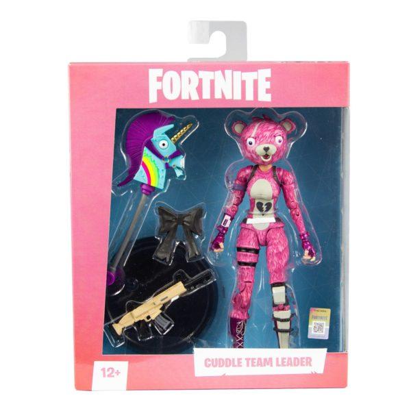 CUDDLE TEAM LEADER FIGURINE FORTNITE McFARLANE TOYS 18 CM (4) 787926106015 kingdom-figurine.fr