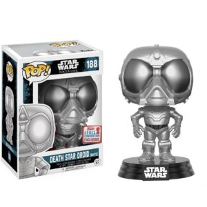 DEATH STAR DROID FIGURINE POP STAR WARS ROGUE ONE EXCLU NYCC 2017 (1) 889698148764 kingdom-figurine.fr
