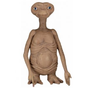 E.T. L'EXTRATERRESTRE FIGURINE NECA 30 CM (0) 634482550632 kingdom-figurine.fr