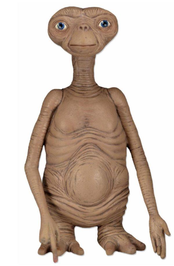 E.T. L'EXTRATERRESTRE FIGURINE NECA 30 CM (1bis) 634482550632 kingdom-figurine.fr