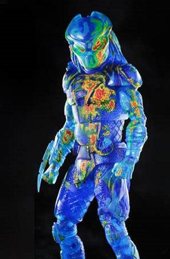 FUGITIVE PREDATOR THERMAL VISION FIGURINE PREDATOR 2018 NECA 20 CM (2) 634482515785 kingdom-figurine.fr