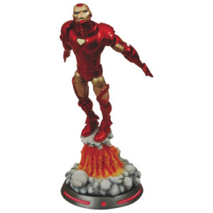 IRON MAN FIGURINE MARVEL DIAMOND SELECT TOYS 18 CM (1) 699788108246 kingdom-figurine.fr