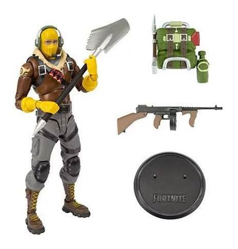 RAPTOR FIGURINE FORTNITE McFARLANE TOYS 18 CM (1) 787926106039 kingdom-figurine.fr