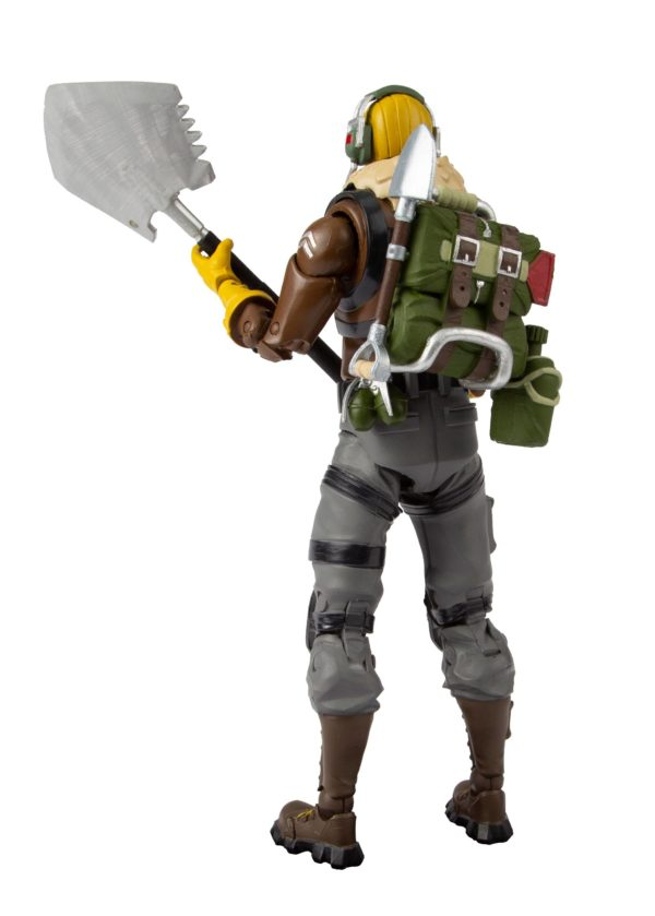RAPTOR FIGURINE FORTNITE McFARLANE TOYS 18 CM (2) 787926106039 kingdom-figurine.fr