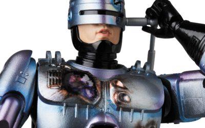 Figurine RoboCop de Medicom Toys ?