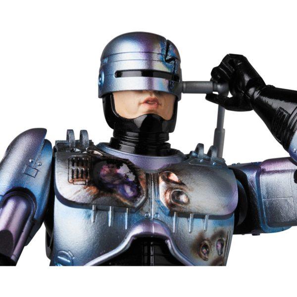 ROBOCOP FIGURINE ROBOCOP 2 MAF MEDICOM TOY 16 CM (7) 4530956470740 kingdom-figurine.fr