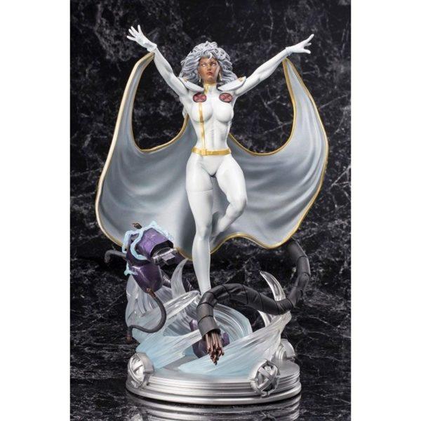 STORM DANGER ROOM SESSIONS STATUE MARVEL COMICS FINE ART KOTOBUKIYA 39 CM (1) 4934054005680 kingdom-figurine.fr