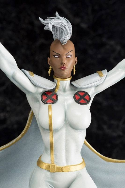STORM DANGER ROOM SESSIONS STATUE MARVEL COMICS FINE ART KOTOBUKIYA 39 CM (7) 4934054005680 kingdom-figurine.fr