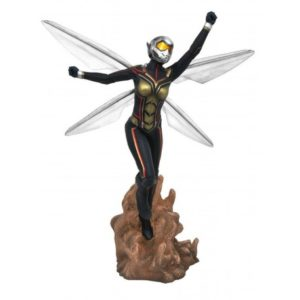 THE WASP STATUE ANT-MAN & THE WASP MARVEL MOVIE GALLERY DIAMOND SELECT TOYS 23 CM (1) 699788830673 kingdom-figurine.fr