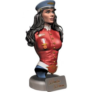 WONDER WOMAN BUSTE DC COMICS BOMBSHELLS DC COLLECTIBLES 19 CM (1) 761941342009 kingdom-figurine.fr