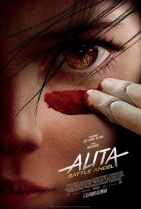 Affiche du film Alita : Battle Angel