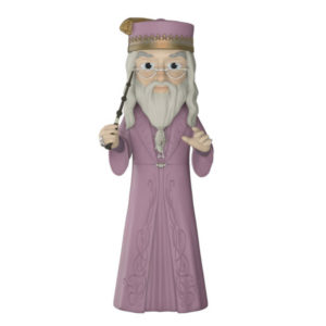 ALBUS DUMBLEDORE FIGURINE HARRY POTTER ROCK CANDY FUNKO 13 CM (1) 889698305082 kingdom-figurine.fr