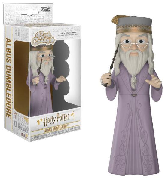 ALBUS DUMBLEDORE FIGURINE HARRY POTTER ROCK CANDY FUNKO 13 CM (2) 889698305082 kingdom-figurine.fr