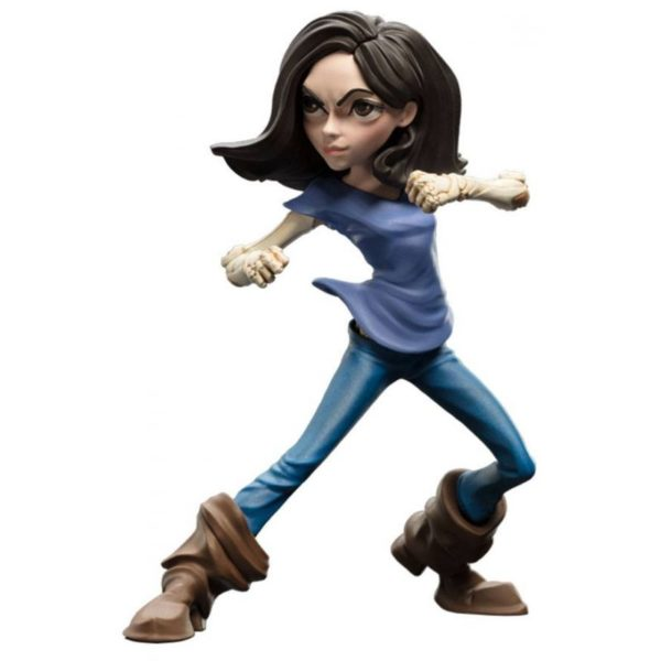 ALITA DOLL FIGURINE ALITA BATTLE ANGEL MINI EPICS WETA 11 CM (1) 9420024727256 kingdom-figurine.fr