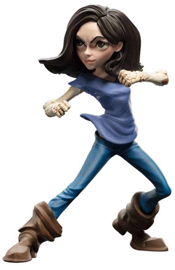 ALITA DOLL FIGURINE ALITA BATTLE ANGEL MINI EPICS WETA 11 CM (1bis) 9420024727256 kingdom-figurine.fr