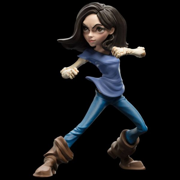 ALITA DOLL FIGURINE ALITA BATTLE ANGEL MINI EPICS WETA 11 CM (2) 9420024727256 kingdom-figurine.fr