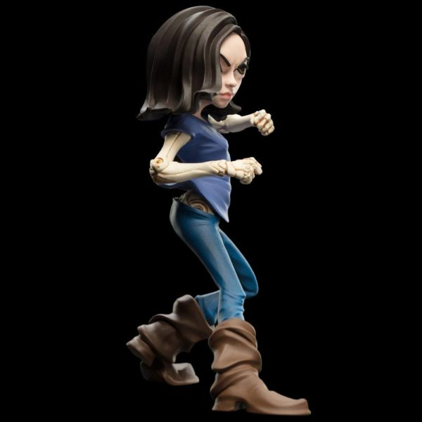 ALITA DOLL FIGURINE ALITA BATTLE ANGEL MINI EPICS WETA 11 CM (3) 9420024727256 kingdom-figurine.fr