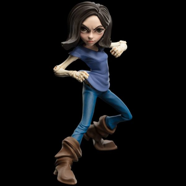 ALITA DOLL FIGURINE ALITA BATTLE ANGEL MINI EPICS WETA 11 CM (6) 9420024727256 kingdom-figurine.fr