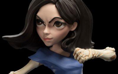 Des figurines Epics autour de Alita