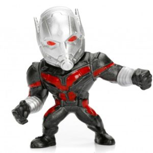 ANT-MAN FIGURINE MARVEL AVENGERS METALFIGS (M504) JADA 6 CM (1) 801310843154(A) kingdom-figurine.fr
