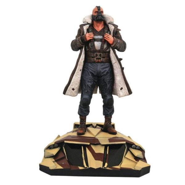 BANE STATUE THE DARK KNIGHT RISES DC MOVIE GALLERY DIAMOND SELECT TOYS 28 CM (1) 699788832851 kingdom-figurine.fr