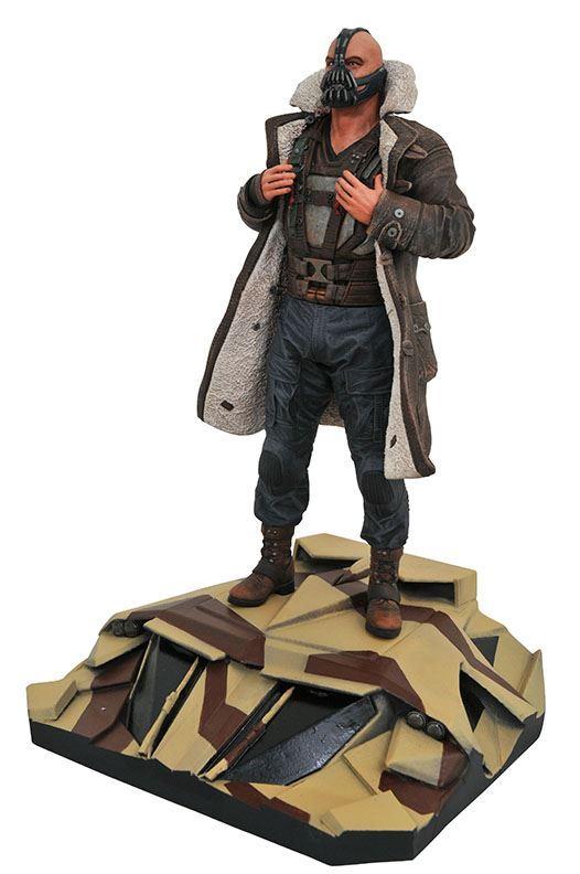 BANE STATUE THE DARK KNIGHT RISES DC MOVIE GALLERY DIAMOND SELECT TOYS 28 CM (2) 699788832851 kingdom-figurine.fr
