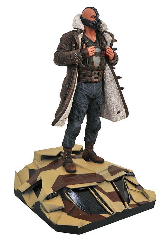 BANE STATUE THE DARK KNIGHT RISES DC MOVIE GALLERY DIAMOND SELECT TOYS 28 CM (3) 699788832851 kingdom-figurine.fr