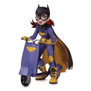BATGIRL BY CHRISSIE ZULLO FIGURINE DC ARTISTS ALLEY DC COLLECTIBLES 17 CM 761941355849 kingdom-figurine.fr