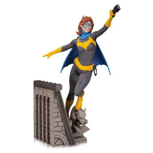 BATGIRL STATUE BAT-FAMILY (PARTIE 2 SUR 5) DC COLLECTIBLES 21 CM (1) 761941356457 kingdom-figurine.fr