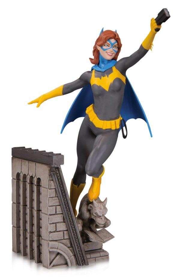 BATGIRL STATUE BAT-FAMILY (PARTIE 2 SUR 5) DC COLLECTIBLES 21 CM (1bis) 761941356457 kingdom-figurine.fr