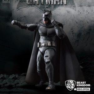 BATMAN FIGURINE JUSTICE LEAGUE DYNAMIC ACTION HEROES BEAST KINGDOM TOYS 20 CM 4713319859424 kingdom-figurine.fr