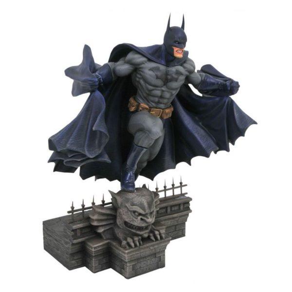 BATMAN STATUETTE DC COMIC GALLERY DIAMOND SELECT TOYS 25 CM (1) 699788836583 kingdom-figurine.fr
