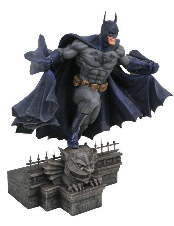 BATMAN STATUETTE DC COMIC GALLERY DIAMOND SELECT TOYS 25 CM (1bis) 699788836583 kingdom-figurine.fr