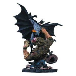 BATMAN VS KILLER CROC STATUE DC COMICS 2nd EDITION DC COLLECTIBLES 42 CM 761941316659 kingdom-figurine.fr